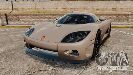 Koenigsegg CCX für GTA 4