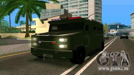 GTA V Police Riot pour GTA San Andreas