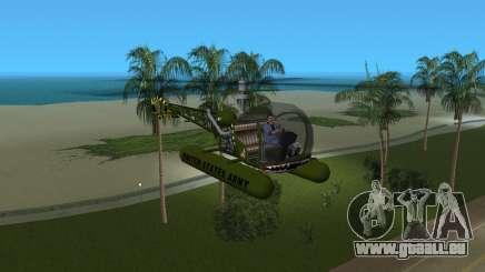Bell 13H Sioux für GTA Vice City