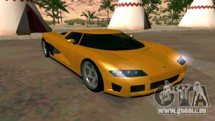 GTA V Entity XF pour GTA San Andreas