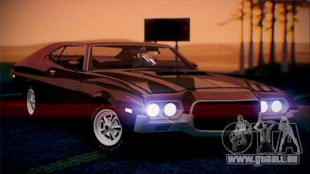 Ford Gran Torino 1972 für GTA San Andreas