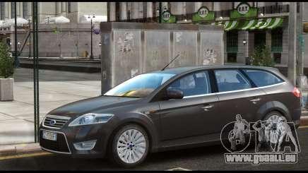 Ford Mondeo Mk.IV pour GTA 4