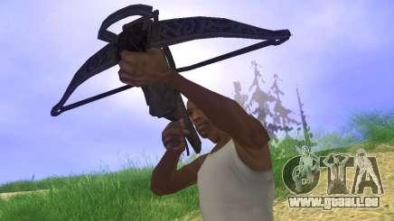 Arbalète de Skyrim pour GTA San Andreas