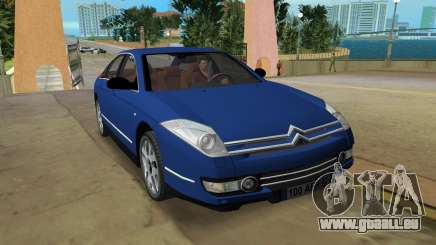 Citroen C6 für GTA Vice City