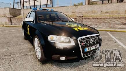 Audi S4 Avant TEK [ELS] für GTA 4