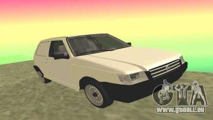 Fiat Uno Fire Cargo für GTA San Andreas