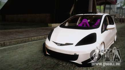 Honda Jazz RS Street Edition für GTA San Andreas