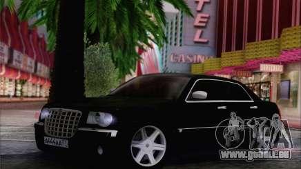 Chrysler 300C 2009 für GTA San Andreas