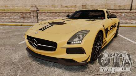 Mercedes-Benz SLS 2014 AMG Driving Academy v2.0 für GTA 4