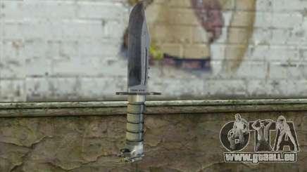 Le couteau de Stalker pour GTA San Andreas