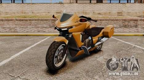 GTA V Dinka Thrust für GTA 4