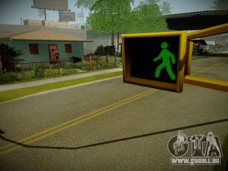 ENBSeries pour la faiblesse du PC par Makar_SmW8 pour GTA San Andreas deuxième écran