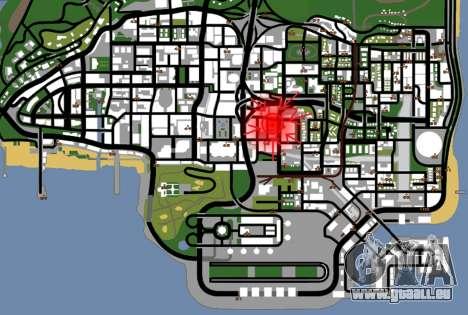 La Texture Artium pour GTA San Andreas cinquième écran