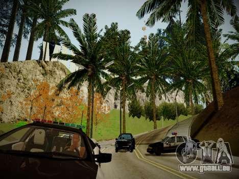 New Vinewood Realistic v2.0 pour GTA San Andreas deuxième écran