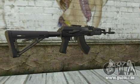 AKM - 47 pour GTA San Andreas deuxième écran