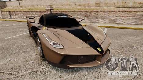Ferrari LaFerrari v2.0 pour GTA 4