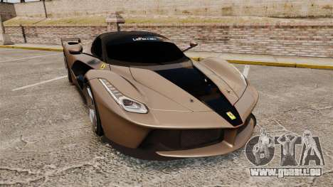 Ferrari LaFerrari v2.0 für GTA 4