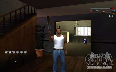 C-HUD by Pro pour GTA San Andreas