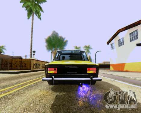 VAZ 2103 Accordables pour GTA San Andreas