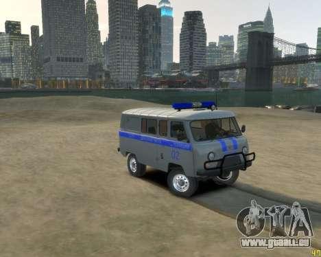 UAZ 39099 pour GTA 4
