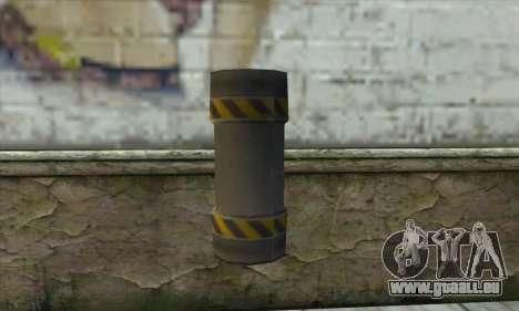 Grenat d'Être Nukem pour GTA San Andreas