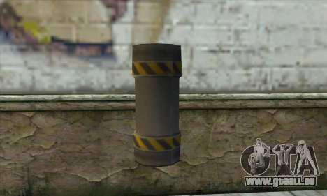 Granat von Nukem für GTA San Andreas