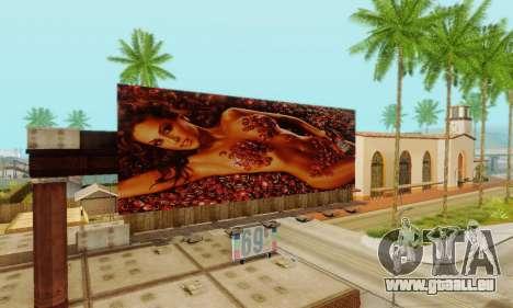 Neue hochwertige Werbung auf Plakaten für GTA San Andreas elften Screenshot