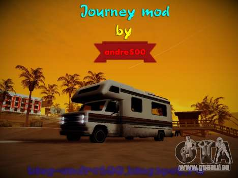 Journey mod by andre500 für GTA San Andreas