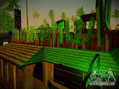 ENBSeries pour les faibles PC v3.0 pour GTA San Andreas quatrième écran