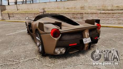 Ferrari LaFerrari v2.0 für GTA 4 hinten links Ansicht