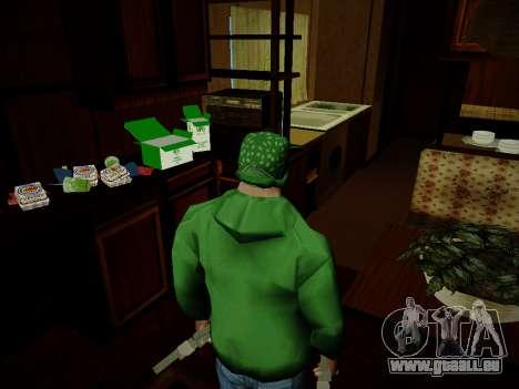 Journey mod: Special Edition pour GTA San Andreas sixième écran
