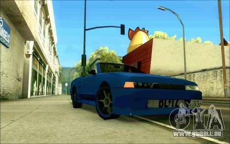 Elegie Tokio Cabrio für GTA San Andreas
