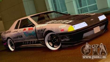 Elegy by Mafia69ru pour GTA San Andreas laissé vue