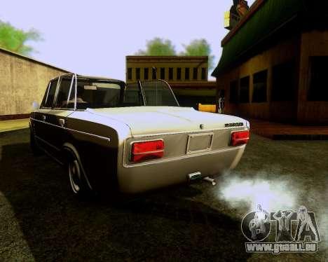 VAZ 2103 Accordables pour GTA San Andreas laissé vue