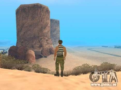 Pak Russischen Armee service für GTA San Andreas zehnten Screenshot