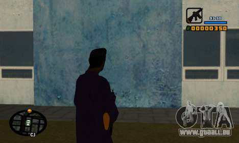 С-HUD von Cher für GTA San Andreas zweiten Screenshot