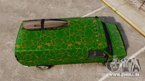 GTA V Bravado Rumpo für GTA 4 rechte Ansicht