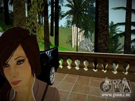 New Vinewood Realistic v2.0 pour GTA San Andreas sixième écran