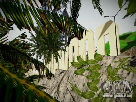 New Vinewood Realistic v2.0 pour GTA San Andreas