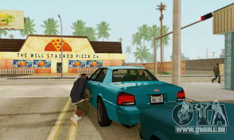 Vapid Stanier II 1.0 für GTA San Andreas Unteransicht