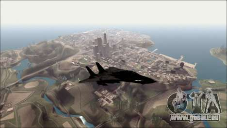 Distance View Mod pour GTA San Andreas