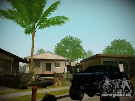 ENBSeries pour la faiblesse du PC par Makar_SmW8 pour GTA San Andreas troisième écran
