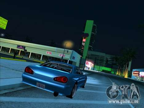 Elegy With a Pipe v1.2 für GTA San Andreas linke Ansicht