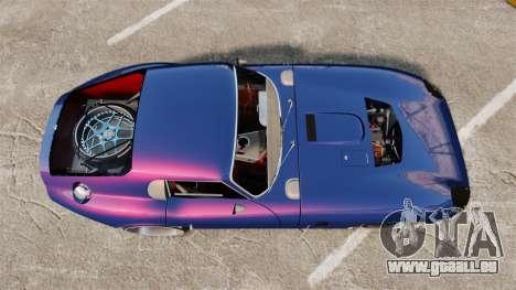 Shelby Cobra Daytona Coupe für GTA 4 rechte Ansicht