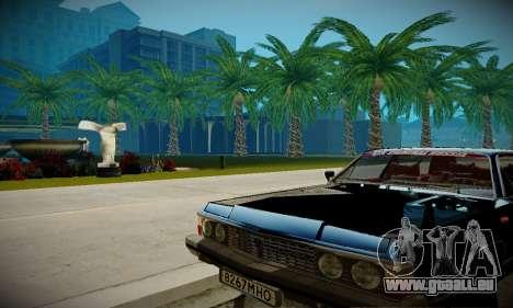 ENBSeries pour la faiblesse du PC pour GTA San Andreas troisième écran