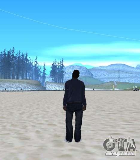 New Maddogg pour GTA San Andreas deuxième écran