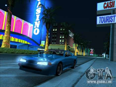 Elegy With a Pipe v1.2 pour GTA San Andreas