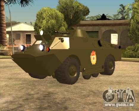 Gardes BRDM-2 pour GTA San Andreas