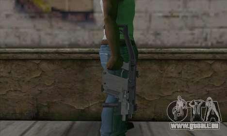 TDI Kriss Super für GTA San Andreas dritten Screenshot
