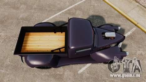 Dumont Type 47 pour GTA 4 est un droit